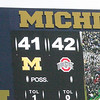 2013 Michigan : Sandusky, Kalihari, and then....Ann Arbor.  2/3rds ain't bad.  The Pride of the Buckeyes let off some steam with R&R at the Kalihari Resort followed by a huge crowd for the concert, and then Saturday one of the classic all time OSU-UM contests was hard fought in the GHG (giant hole in the ground) with the Buckeyes coming out on top.  I would be remiss if I did not do a big shout out to the Auburn Tigers - War Damn Eagle!